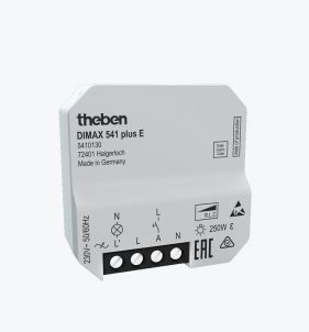 DIMAX 541 plus E Theben